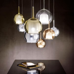 Glo Pendant Multiple Composition Penta Usa